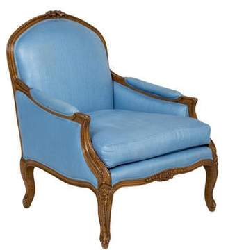 Louis XV-Style Bergere Armchair