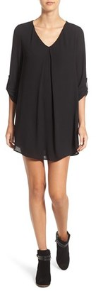 Lush 'Karly' Shift Dress $48 thestylecure.com