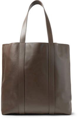 Mansur Gavriel Leather Tote Bag