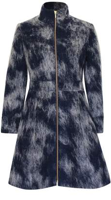 Philosofée - Mohair Wool Coat Navy