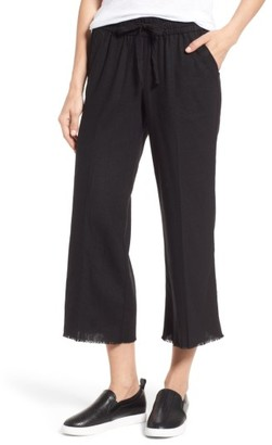 Women's Wit & Wisdom Drawstring Crop Sailor Pants $58 thestylecure.com