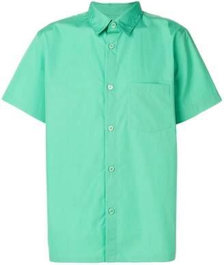 A.P.C. shortsleeved button shirt