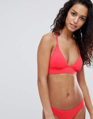 Lepel London Push Up Racer Back Bikini Top