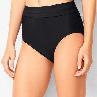 Talbots Miraclesuit(R) Fold-Over Swim Brief