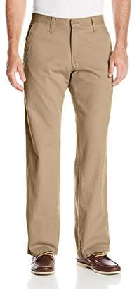 Lee Men's Weekend Chino Straight Fit Flat Front Pant