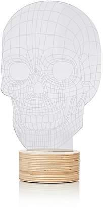 Carl Mertens LED Skull Lamp
