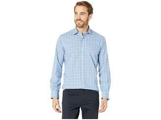 Polo Ralph Lauren Printed Poplin Long Sleeve Classic Fit Sport Shirt