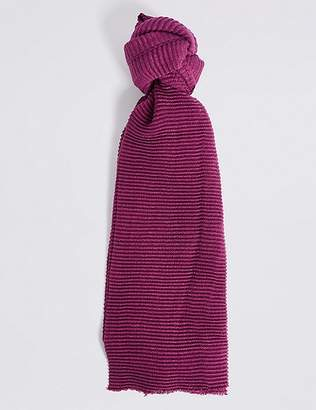 Marks and Spencer Textured Scarf
