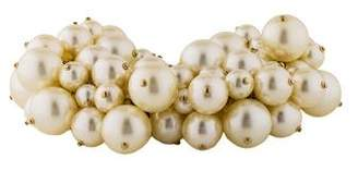 Chanel Pearl Bubbles Bracelet