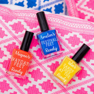 The Letteroom Personalised Festival Nail Polish