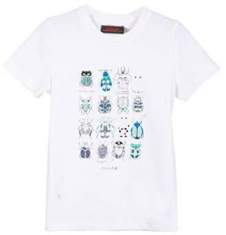 Catimini Boy's TS MC Star T - Shirt