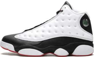 Jordan Air 13 'He Got Game' - White/Black