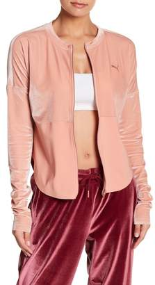 Puma Statement Velvet Jacket