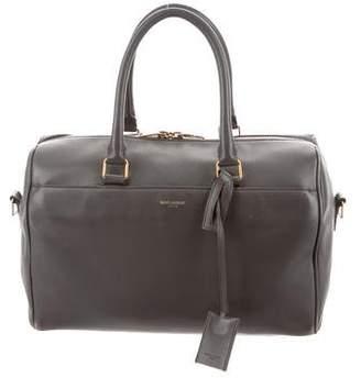 Saint Laurent Leather Medium Duffle
