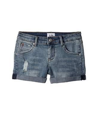 Hudson 2 1/2 Roll Cuff Shorts in Nightstar (Big Kids)