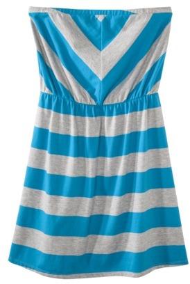 Mossimo Juniors Strapless Dress - Assorted Colors