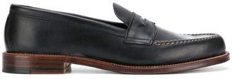 Alden classic loafers