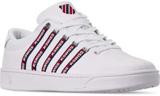 K-Swiss Men Court Pro Ii Tape Cmf Casual Sneakers from Finish Line