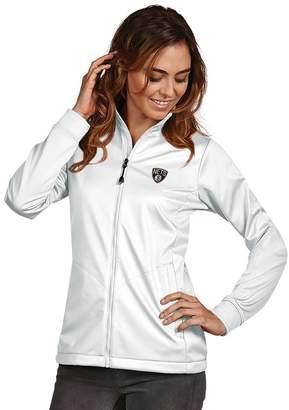 Antigua Women's Brooklyn Nets Golf Jacket