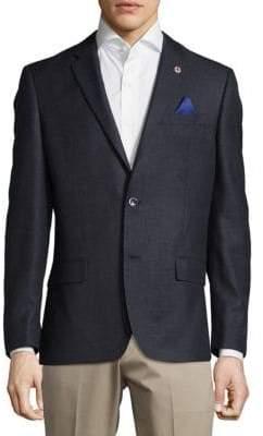 Ben Sherman Houndstooth Sportcoat