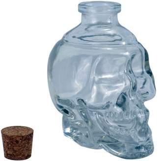 Fairly Odd Novelties Glass Skull Decanter - FILL it UP w/ Wine, Beer or Liquor