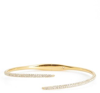 Women's Nadri Wrap Hinge Bangle $88 thestylecure.com