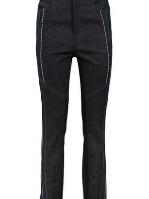 Diesel Black Gold Skinny Jeans