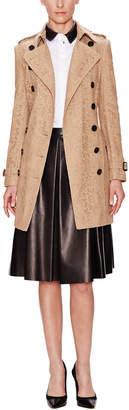 Burberry Shervale Classic Lace Trench Coat