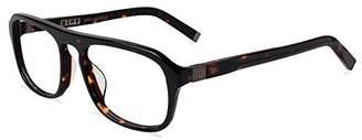 John Varvatos Men's Prescription Eyeglasses - V362 UF Tortoise -