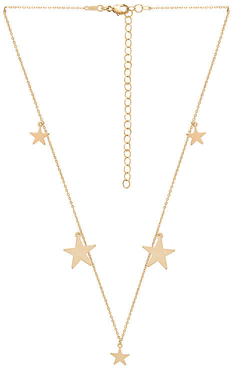 ERTH Multi Star Necklace