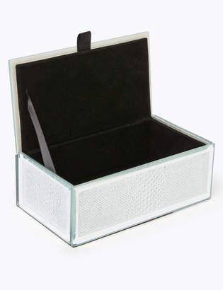 M&S CollectionMarks and Spencer Sparkle Jewellery Box