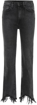 3x1 Austin high-rise cropped jeans
