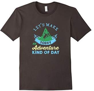 DAY Birger et Mikkelsen Let's Make Today An Adventure Kind Of T-Shirt