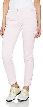 Brax Women's Selina Crop Sports Trousers,(Manufacturer Size: 46K)