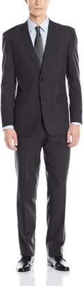 Alain Dupetit Men's Two Button Suit