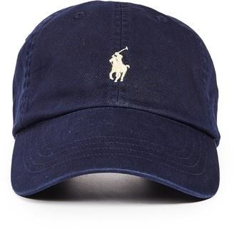 10956056df4b9 Polo Ralph Lauren Navy Hat - ShopStyle