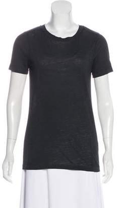 AllSaints Devo Crew Neck T-Shirt