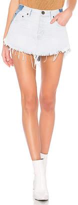 One Teaspoon 40/40 Mini Skirt.