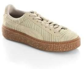 Puma Basket Low Top Sneakers