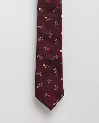 Paul Smith Flower Narrow Tie