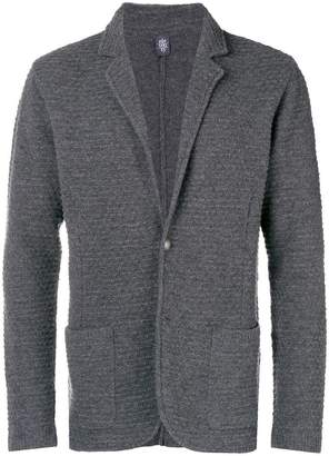 Eleventy textured knit cardigan