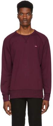 Levi's Levis Purple Logo Sweatshirt