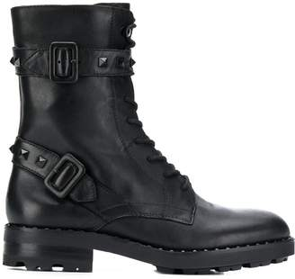 Ash Witch biker boots
