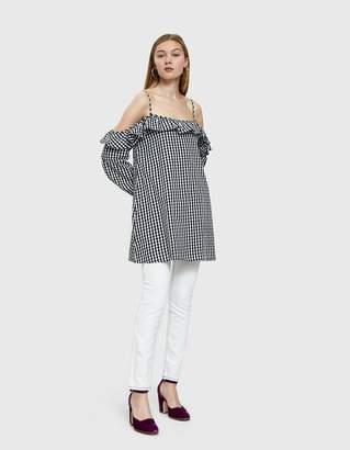 Farrow Mariana Ruffle Dress
