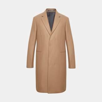 Theory Traceable Melton Coat