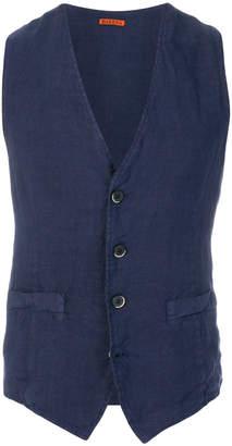Barena classic V-neck waistcoat