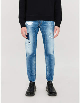DSQUARED2 Tidy Biker slim-fit jeans