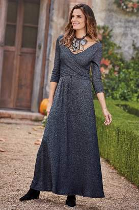 Soft Surroundings Wilhemina Maxi Dress