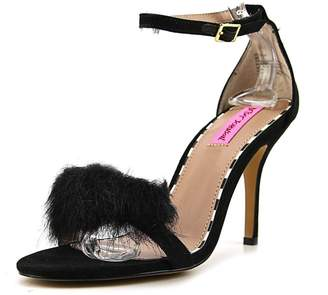 Betsey Johnson Womens Harpur Open Toe Special Occasion Ankle