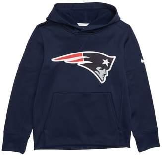 Nike NFL New England Patriots Therma Hoodie